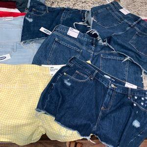 Pants - Old navy shorts bundle